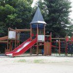 園児たちが毎日遊べるのを楽しみにしている❝わんパーク❞を2回に分けて紹介します。